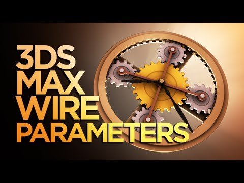 Wire Parameters Tutorial (Rig Gear Ratios)