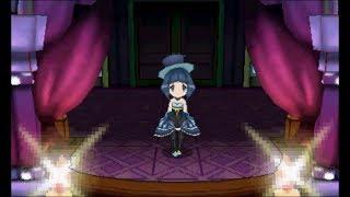 Pokemon X/Y Battle Chatelaine Evelyn Battle Maison