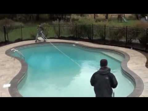 Winterizing Your Swimming Pool Guide How To Measure Your Inground Pool Safety Cover Youtube