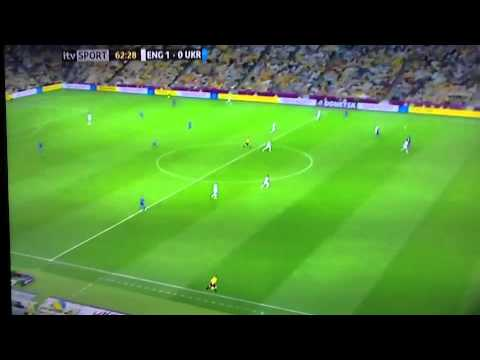 JOHN TERRY'S AMZING ENGLAND GOAL SAVE AGAINST UKRAINE!!!