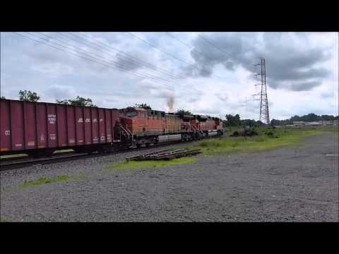 Train action at Bound Brook Part 1