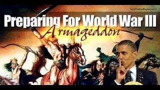Antichrist Rising With Blood Moon Tetrads- WW3/Peace Deal