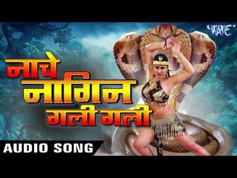 2017 Ka नया सबसे हिट गाना - Priyanka Pandit - Nache Nagin Gali - Bhojpuri Hit Song 2017