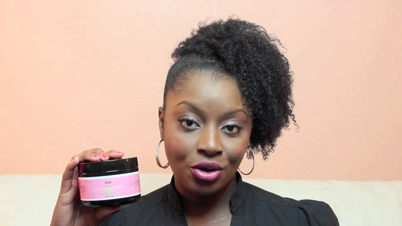 Curl Moisture Cream Product Review Obia Natural Hair