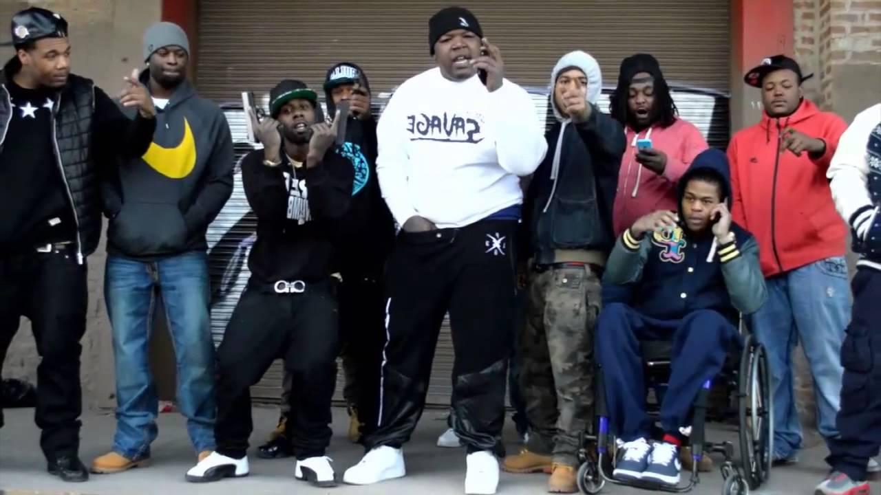 Gangster disciples gang