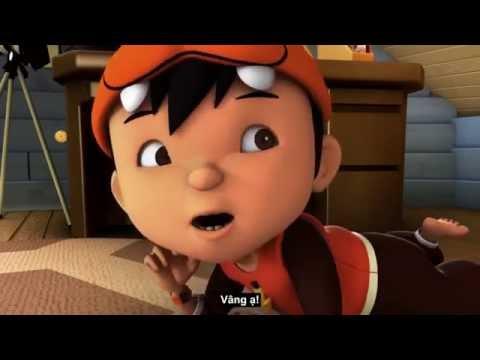 [ Vietsub ] BoBoiBoy - Phần 1 - Tập 1b