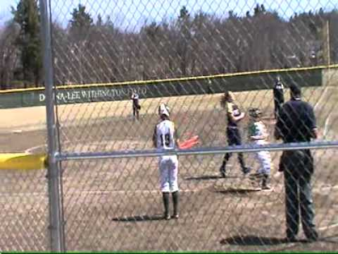 Massachusetts Maritime Softball at Fitchburg State (Game #1) - 4/12/14