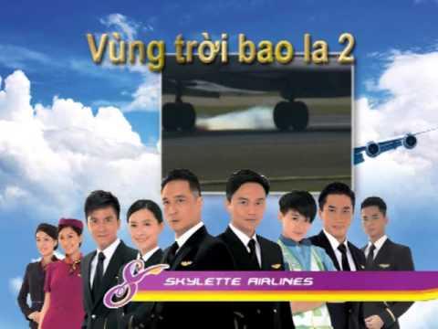 Phim Vung troi bao la 2 tren TVBV-Truyen hinh viet ngu cua TVB Uc Chau