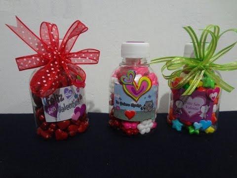 Decoración de botellas de vidrio con dulces - Imagui