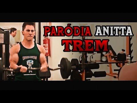TREM | Paródia Anitta - ZEN
