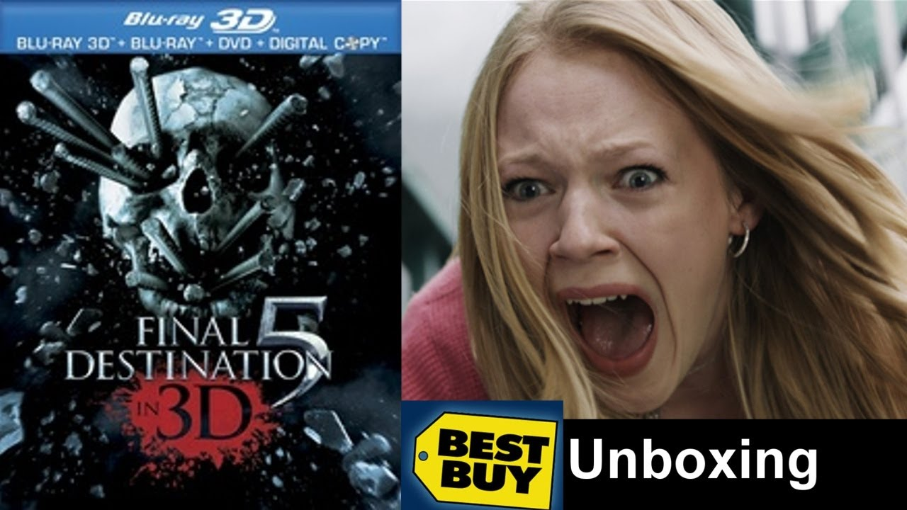 Final destination 5 3d best buy exclusive blu ray for Architecte 3d 2011 ultimate