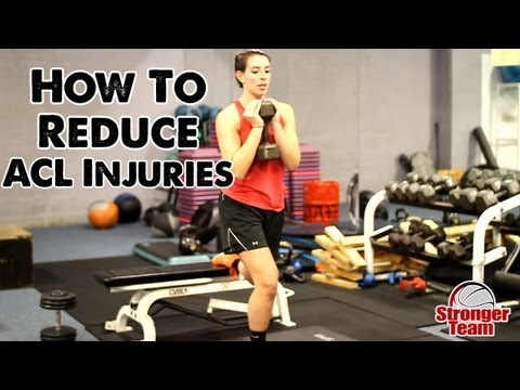 How to Reduce ACL Injuries for Basketball