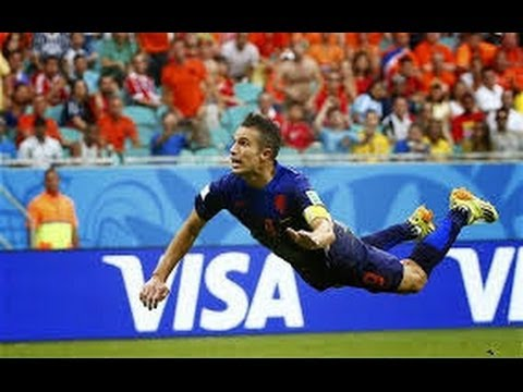 Spain vs Holland 1-5 All Goals | FIFA World Cup 2014 [HD]