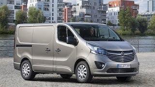 New Opel Vivaro / Vauxhall Vivaro 2014, First Look