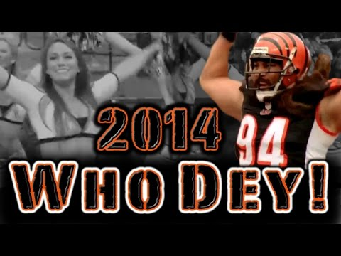 Cincinnati Bengals 2013-2014 Playoffs Video ft. The Jungle's Back by Surreal & Droid Builder