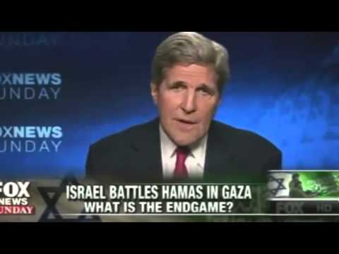 John Kerry 'Caught' on Hot Mic 'Criticizing' Israel