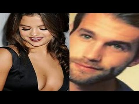 Selena Gomez Sexy Flirting with German Model Andre Hamann - Making Justin Bieber Jealous
