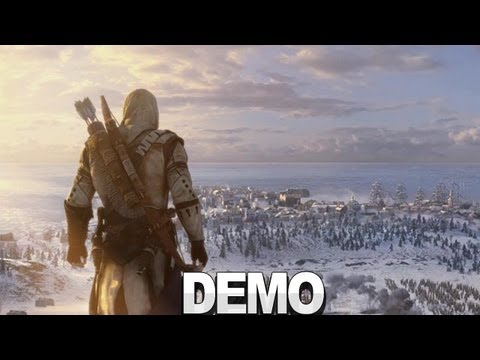 Assassin's Creed III Frontier Demo - Developer Commentary