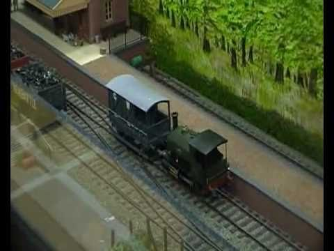 Milton Keynes Model Railway Society's Model Railway Show Part 1 (19th February 2011)
