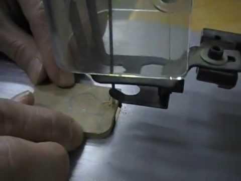 V2 sierra de calar de marquetería