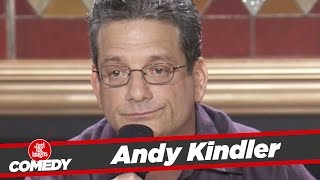 Andy Kindler: Sick of the Titanic and other Cruises