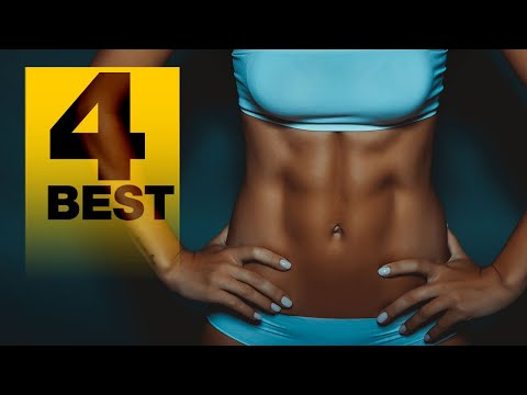 4 Best Exercises For The Core (TOTAL ABS WORKOUT)