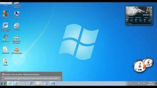 Como Tirar A Tela Azul Do Windows 7