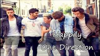 Happily One Direction Letra Inglés Y Español