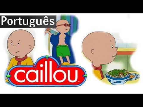 CAILLOU PORTUGUÊS - Compilação Número Um