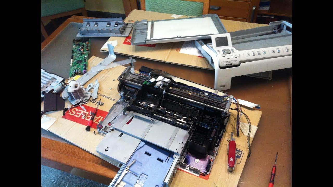 impresora hp deskjet 940c: