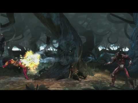 Новый Mortal Kombat