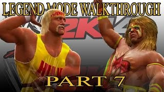 Hulk Hogan Vs Ultimate Warrior 30 Years Of WrestleMania
