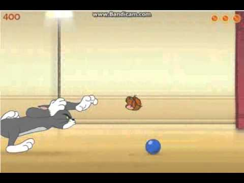 Tom and Jerry Online Games - Tom and Jerry In What's The Catch Playing With Jerry
