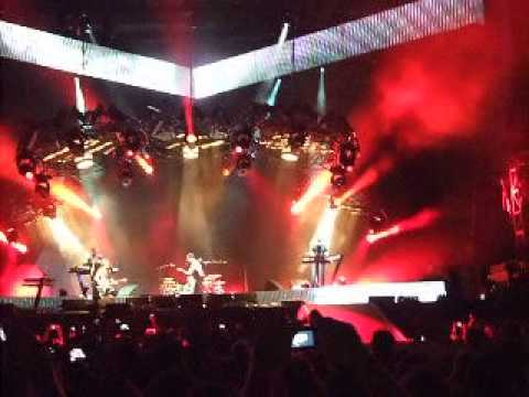 DEPECHE MODE LIVE IN BELGRADE (FULL CONCERT 1/2)
