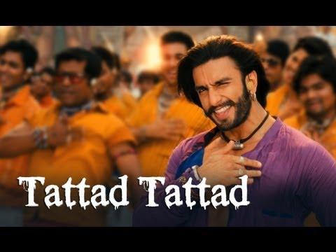 Tattad Tattad (Ramji Ki Chaal)  Song ft. Ranveer Singh | Ram-leela