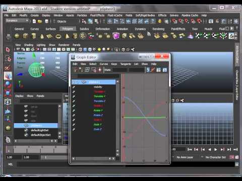 CumaGiller-4: Maya-06_Animasyon – Animasyon temelleri