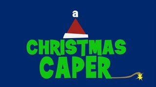The Madagascar Penguins In A Christmas Caper 2005 HD In