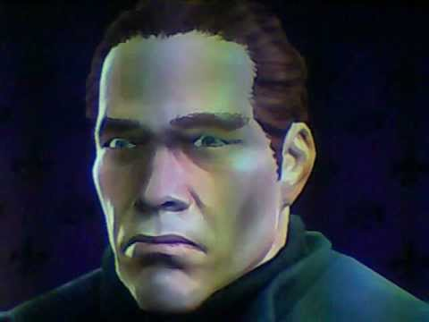 Arnold Schwarzenegger - Saints Row The Third - marcusgarlick