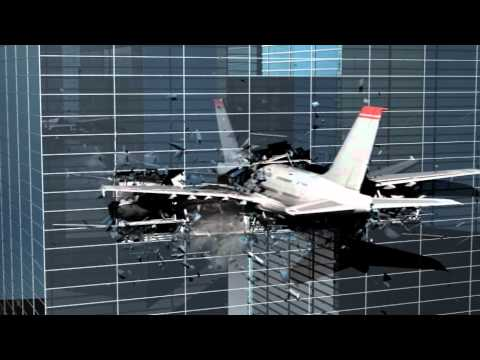 A Plane Has Crashed Into A Building In New York