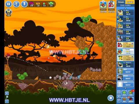 Angry Birds Friends Tournament Level 2 Week 131 (tournament 2) no power-ups