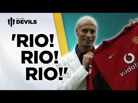 'Rio Rio Rio!' | The Right Time To Leave? | Manchester United | DEVILS