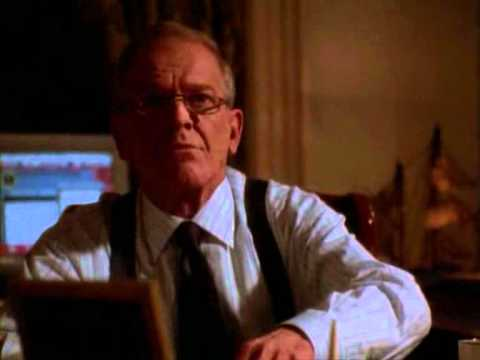 The West Wing - Toby's finest moment