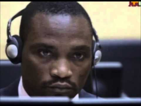 ICC gives Congo Warlord Germain Katanga 12years jail term