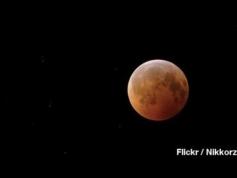 'Blood Moon' Attracts Stargazers, Conspiracy Theories