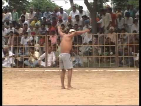 Gidderwindi Kabaddi Cup - 2013 Part 5th.