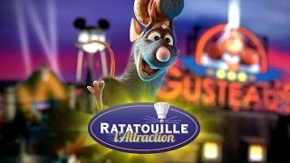 L'attraction Ratatouille débarque à Disneyland Paris