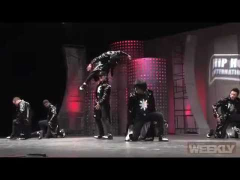World Hip Hop Champions 2008 - Philippine All-Stars