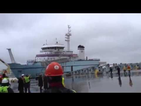 Massive ship launchship launch)