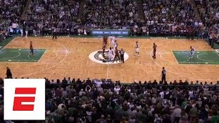 Highlights from Boston Celtics vs Cleveland Cavaliers Game 1 of the Eastern Conference finals   ESPN