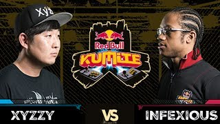 Red Bull Kumite 2017: XYZZY vs  Infexious | Losers Round 3
